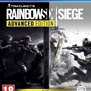 rainbow six siege playstation