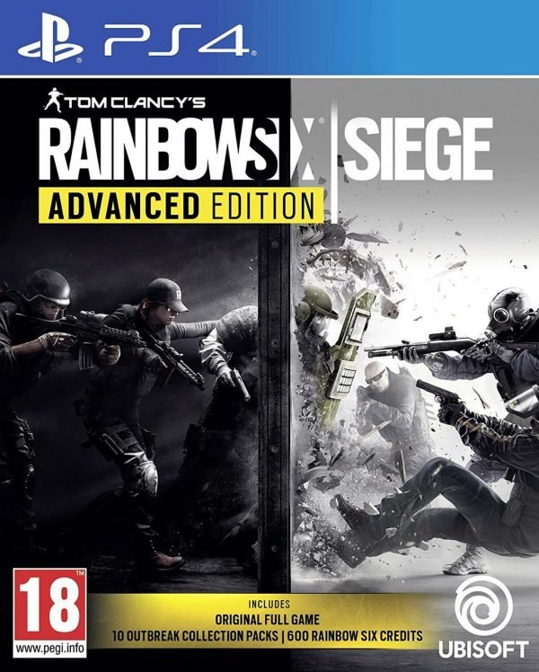 rainbow six siege playstation