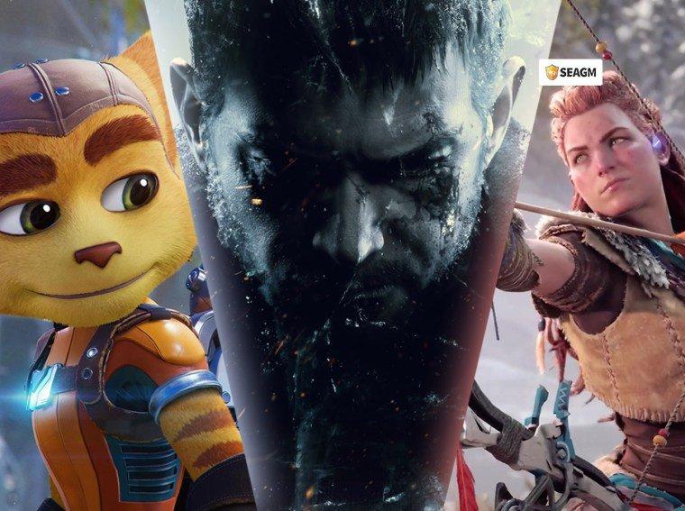 Playstation 5 games: welke komen uit?
